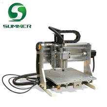 small desktop mini cnc router for wood aluminum copper engraving carving