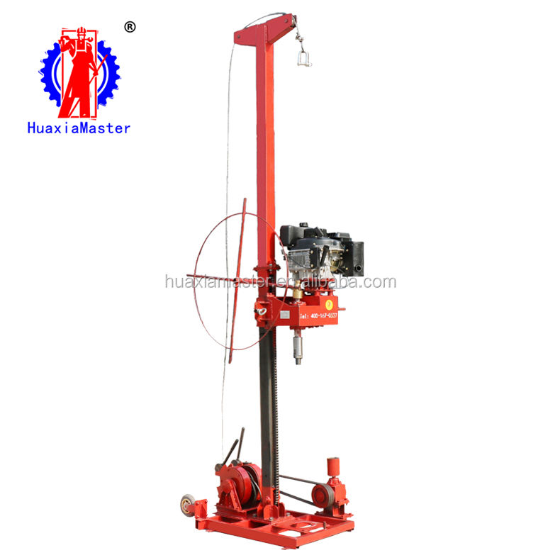 Competitive price portable diamond core drill rig machine /spt test equipment for sale