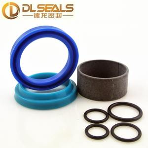 NBR Rubber material standard or customize hydraulic cylinder seal kits