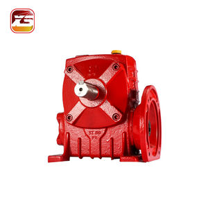 1:5, 10,15, 20,25, 30,40, 50,60 WPDA 155 bevel gears industrial speed reducer ลดเกียร์หนอน