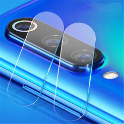 High Clear Ultra Thin 0.2Mm Back Camera Tempered Glass Screen Protector Film For OPPO A1K Realme 6i A57 A9 2020 Camera Lens Film