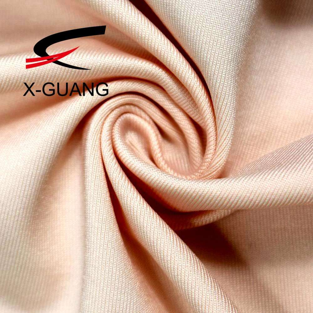92%Cotton 8%Spandex Elastane Single Jersey Knitting Fabric