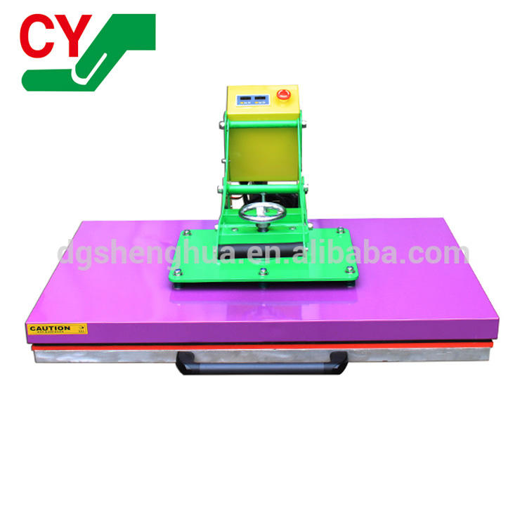 60x90cm Manual Clamshell Digital Heat Press Machine