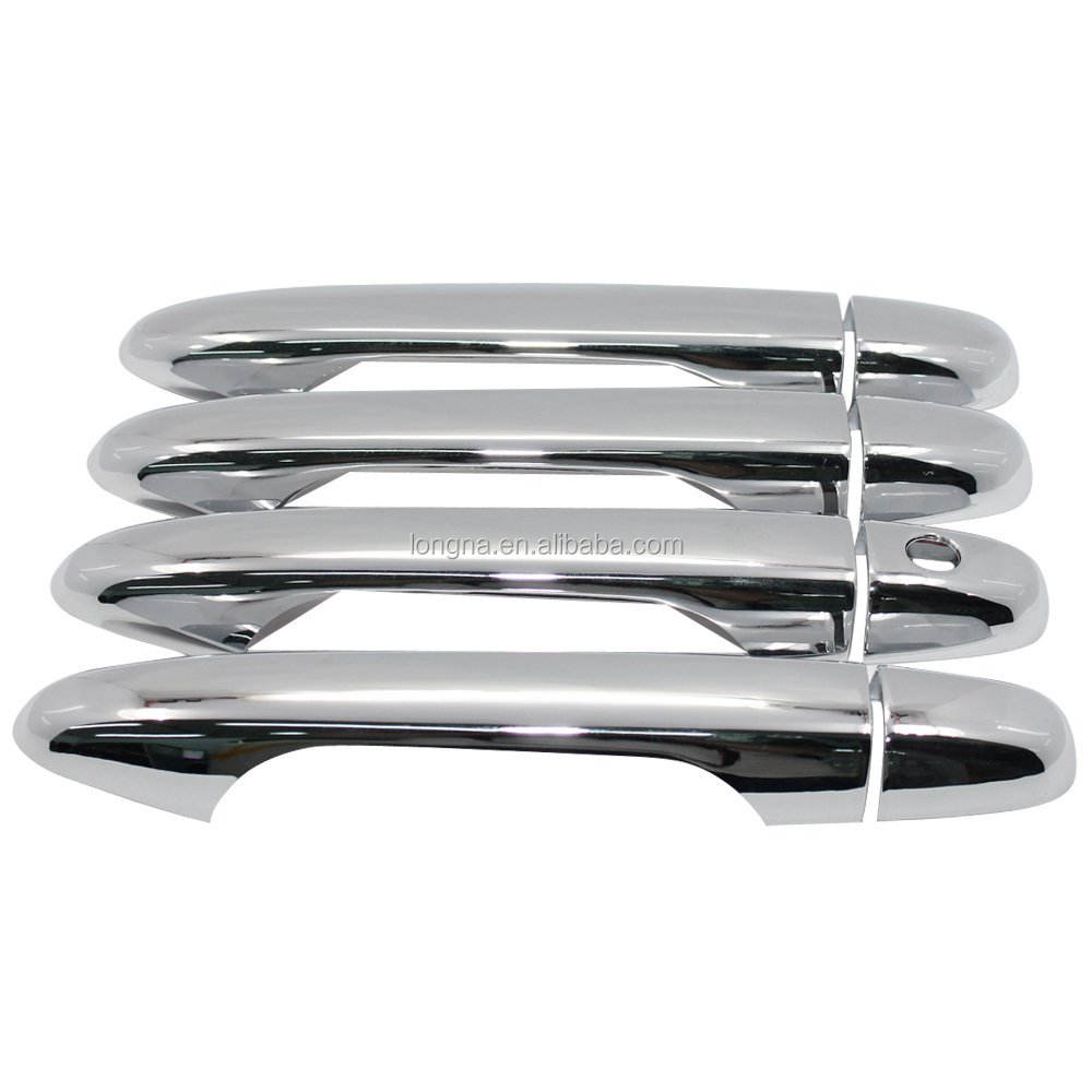 Chrome Moulding Trim Strip Chrome Abs Deurgreep Cover Chrome Voor Honda Crv <span class=keywords><strong>2012</strong></span> 2013 2014 2015