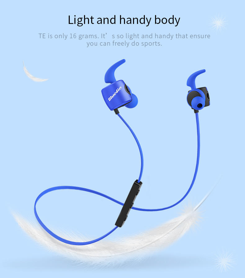 Fashion In-ear Necklace Stereo Bluetooth Headset , Bluetooth Sport Earphone Bluetooth Stereo Handfree