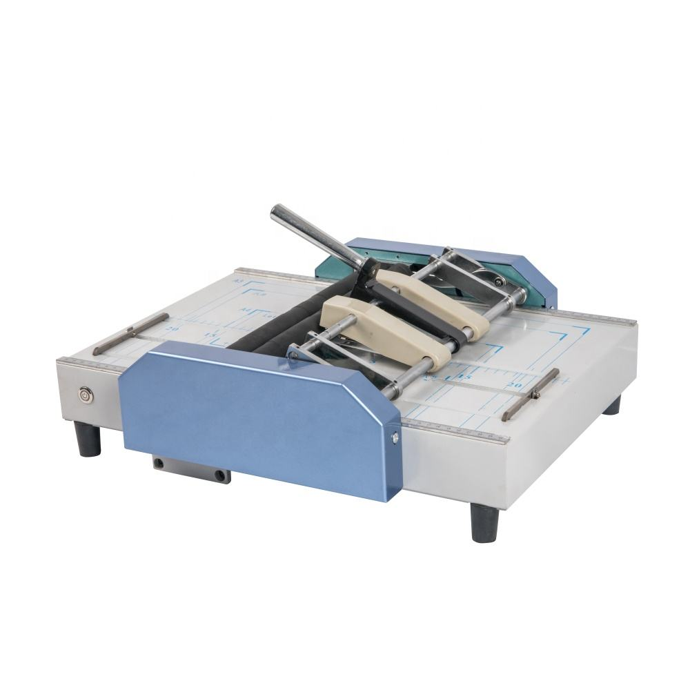 ZY-2 New Desktop Booklet Maker Paper Folding Machine
