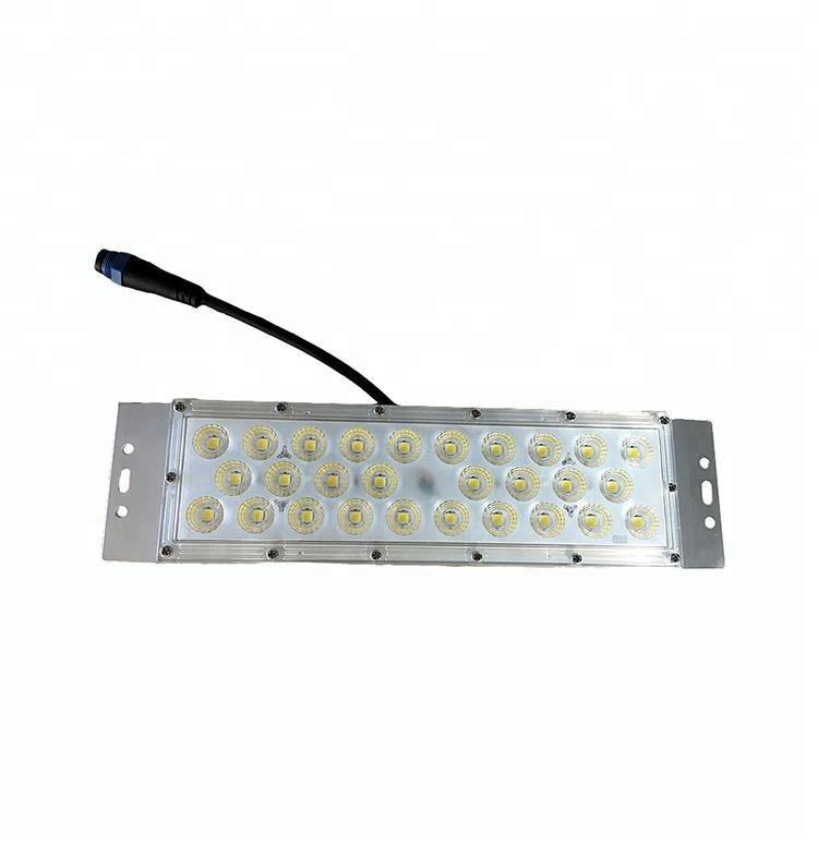 Super High Luminous Efficiency street light led module IP66 150-180lm/W Energy Saving LED Module 30W 40W 50 watt 60W