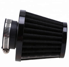 Racing air filter pods Clean Intake For Car High Flow Short RAM/COLD Round Cone