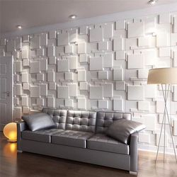 2019 New Design Interior Decoration 3D Wall Panel Price PVC 3d wall panels for wall