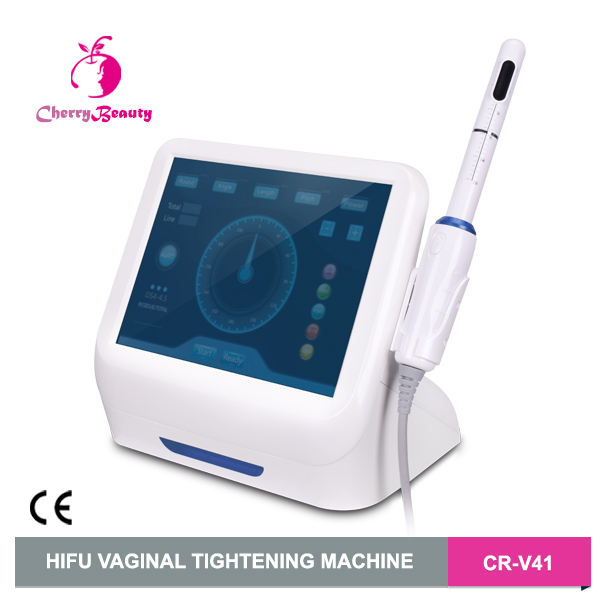Latest non invasive non surgical vagina contract hifu female device