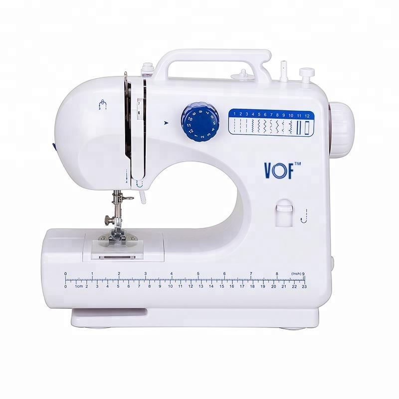 FHSM-506 single needle household dressmaker textile sewing machine manual