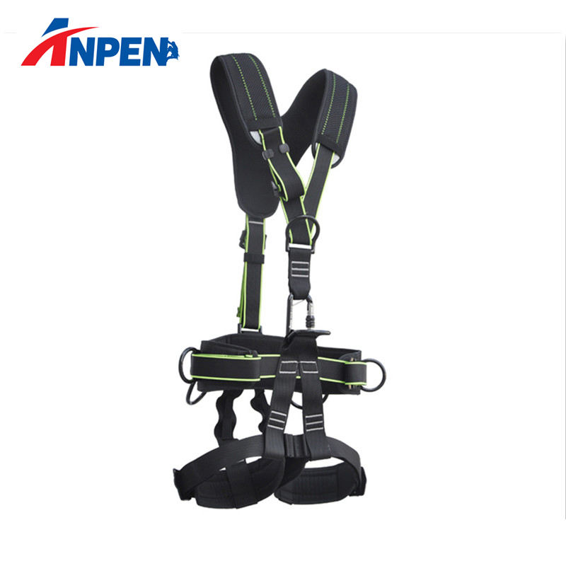Free Size Fall protection Full Body Harness Safety Belt