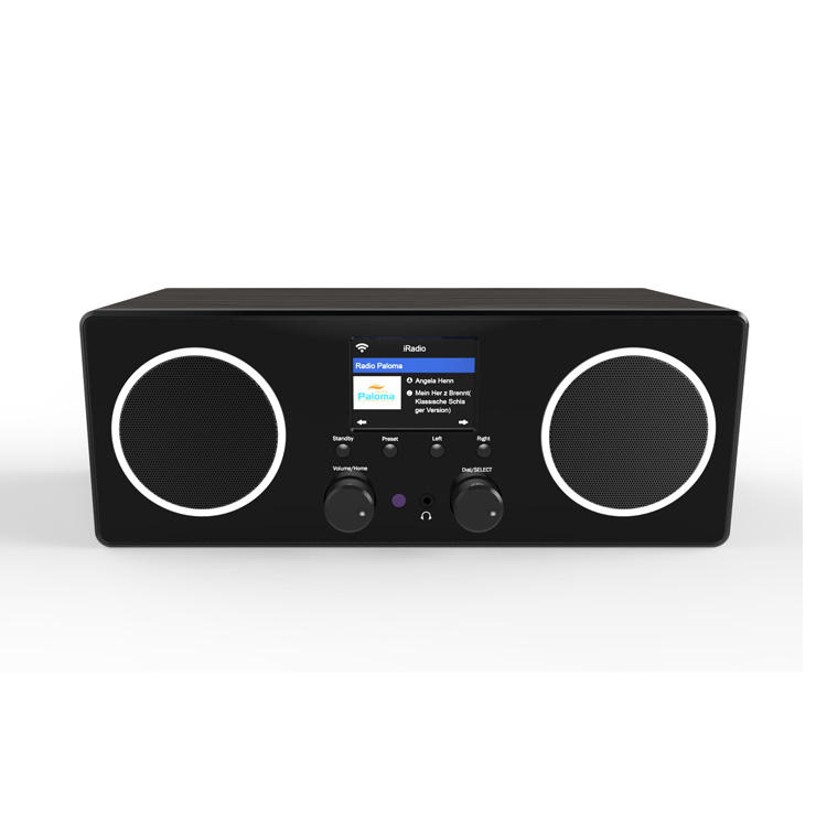 MS-280S Stereo internet wifi radio with DAB/FM and Bluetooth