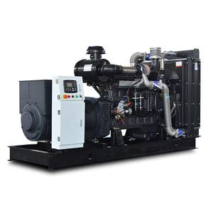 Silent 100kw 125kva stirling engine generator price powered by China SDEC engine SC4H160D2