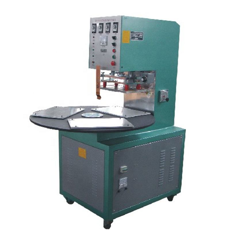 Single head blister packing high frequency plastic welder