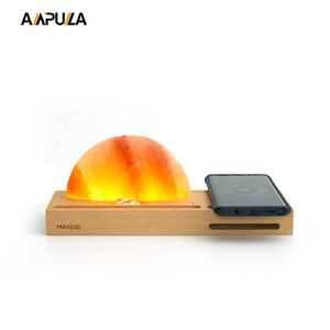 Ampulla Masdio Patent Top Quality Wireless Charging Lamp Adjustable Stepless Dimming