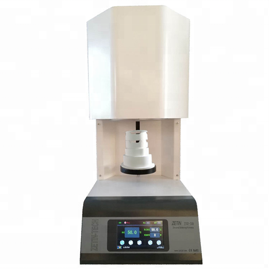 Hot Sale 1700 degree Zirconia Sintering Furnace For laboratory Factory Price