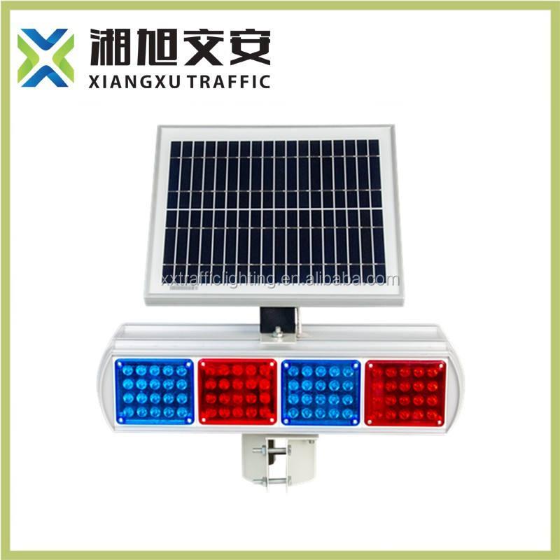 Akıllı Uyarı led Trafik Lambaları/güneş yol uyarı ışığı