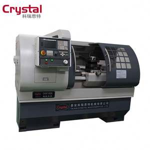 CNC Turning Manufacturer CNC Lathe Machine Price CK6140A