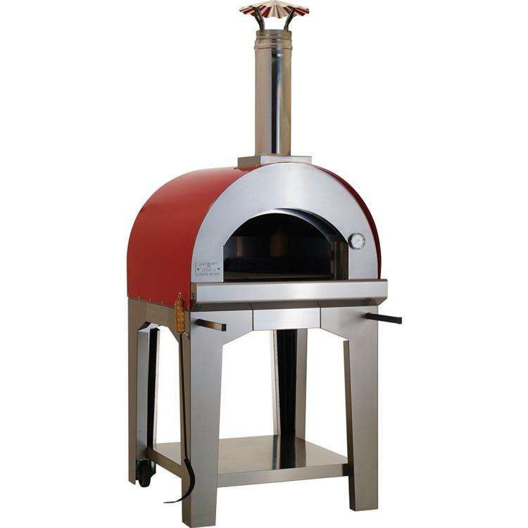 Heavy Duty Commercial New Style Fire Wood Fired Pizza Oven