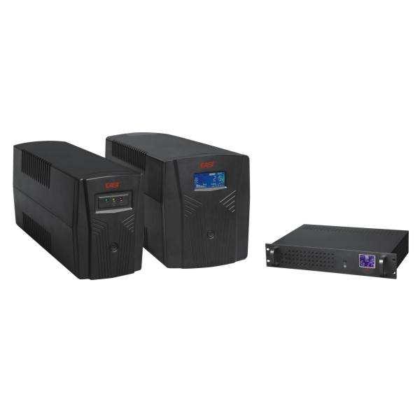 UPS Line Interactive/Offline UPS/UPS da fonte de alimentação de Backup do sistema 400VA/600VA/800VA/1200VA/1500VA/2000VA