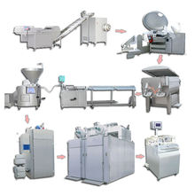 Sausage Production Line Industrial Sausage Making Machine