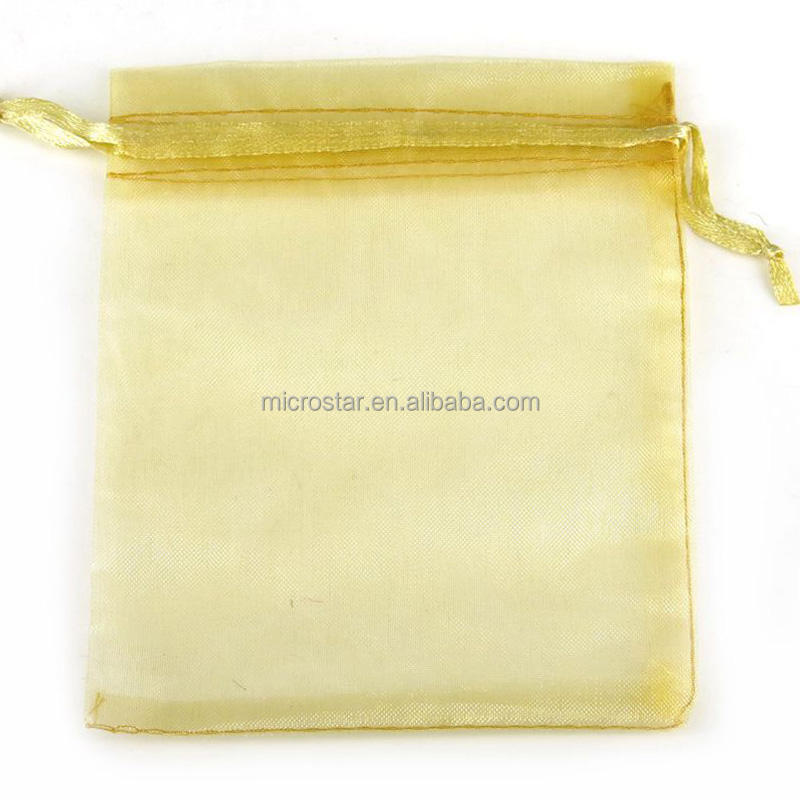Organza Packing Pouch Bag Hot Sale Products Jewelry Packaging Organza Bags for Bracelet Beads Gift Pouch