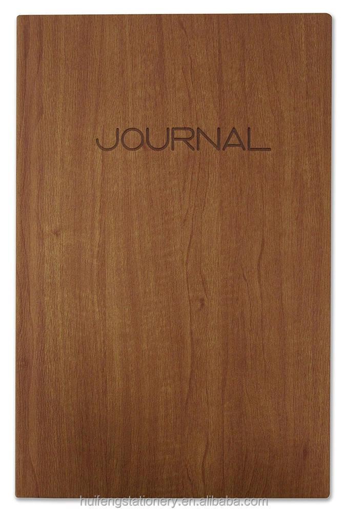 Grano di legno Soft <span class=keywords><strong>Touch</strong></span> DELL'UNITÀ di elaborazione Della Copertura Molle Jounal <span class=keywords><strong>Notebook</strong></span>