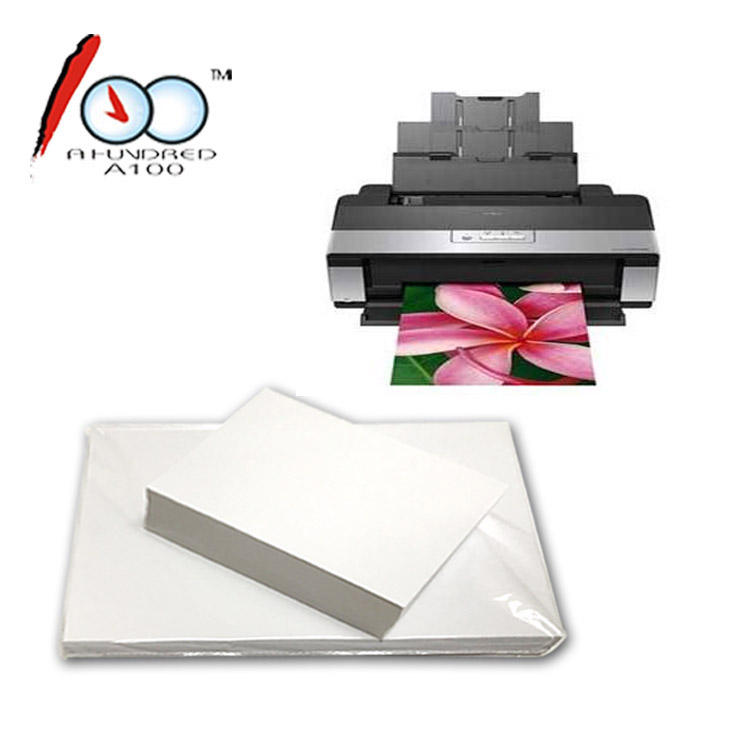 140g Double sided inkjet matte name card paper A3 A4