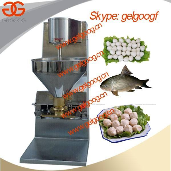 Highest quality fish ball making machine/stainless steel fish ball forming equipment