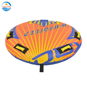 Rendah MOQ Olahraga Air Inflatable Air Tabung Towable Air Dewasa Towables