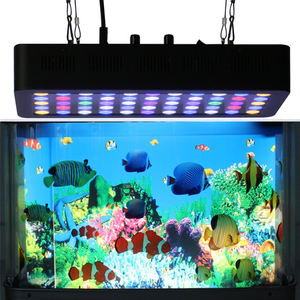 의 LED White 및 Blue Sperately Controller LED 수족관 등 대 한 coral 및 grass