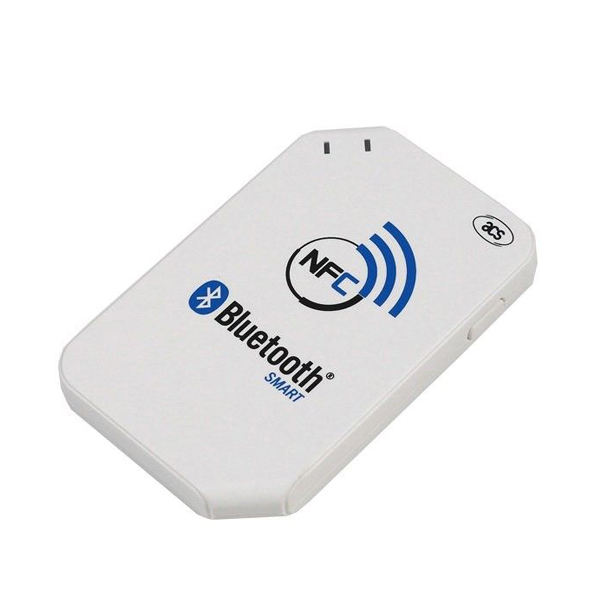 Weißer NFC ACR122U RFID-Smartcard-<span class=keywords><strong>Leser</strong></span>