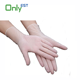 Food making disposable powered vinyl gloves for food used CE/FDA approved
