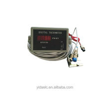 DZ-OTB led display digitalspeed sensor tachometer 0-9999 rpm