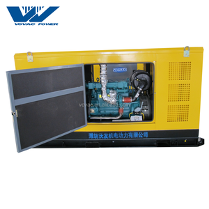 Silent Type Diesel Generator 50Kva With Low Fuel Consumption