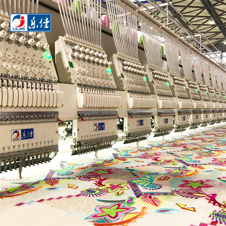 Cheap cost Barudan/Tajima computer embroidery machine