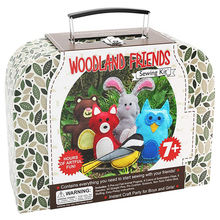 Popular Hot Sale Handmade Craft Diy Bunny Sewing Kit For Kids
