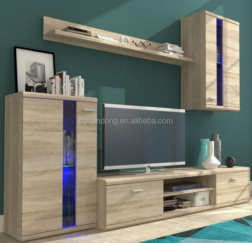 modern living room furniture tv stand wall mounted cabinet