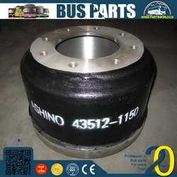 FAW brake drum disc cutting machine bus for assembly KINGLONG spear parts