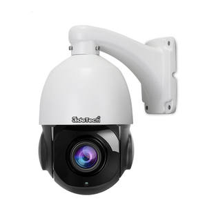 Camera An Ninh CCTV JideTech 5MP, Camera Speed Dome Ngoài Trời, IP POE, PTZ Dome
