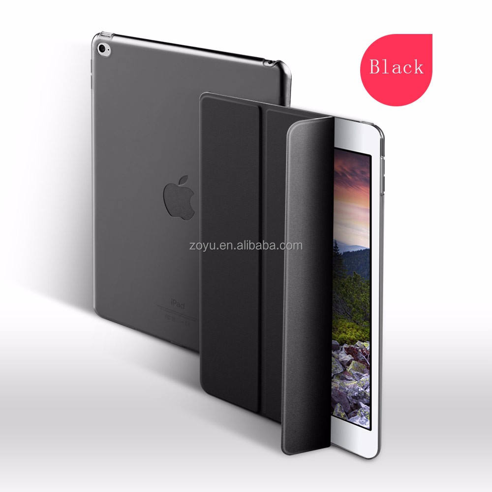 Ultra Slim-Fit Smart Leather Case Cover For 12.9 Inch Apple iPad Pro For Ipad Pro Leather Case
