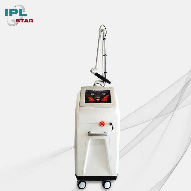2018 professional picosure picosecond Q Switched nd Yag Laser tattoo removal machine