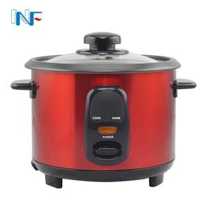 National electric pot ceramic multi cooker stainless steel living tech rice cooker