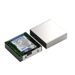 Blueendless X3 metal silver 2.5 inch GBE nas networking stor