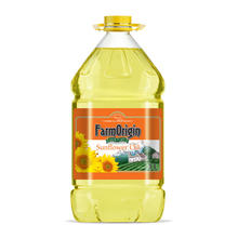 3L 100% Pure Edible Ukrain Refined Sunflower Oil