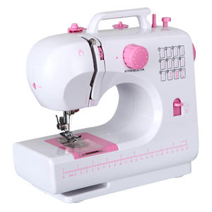 FHSM-506 girls embroidery zipper sewing machine usha and price