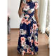 Fashion clothes casual wear women dress summer lady dress