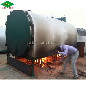 2017 Coconut Shell Smokeless Carbonization Furnace