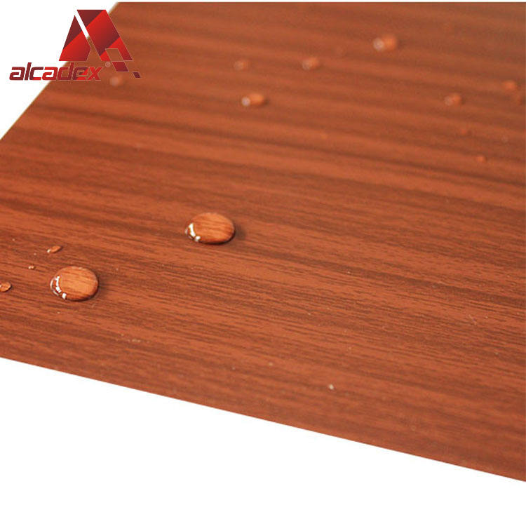 decorative acm sheet acp aluminium composite panel for kitchen cabinets